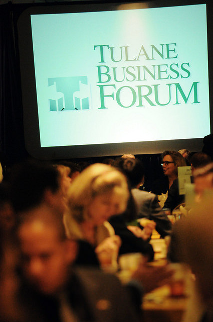 Tulane Business Forum
